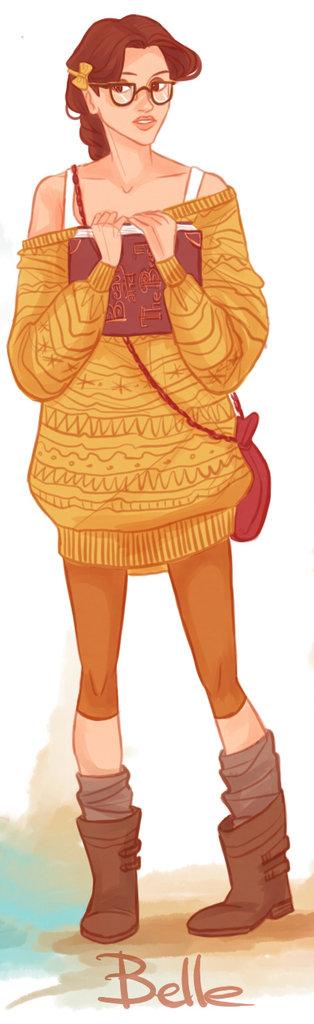 Hipster Belle