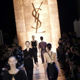 Yves Saint Laurent Name Change