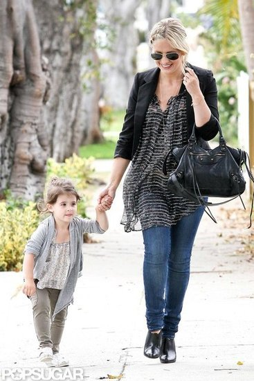 Sarah Michelle Gellar and Charlotte Kick Off Their Summer With Bright Smiles
