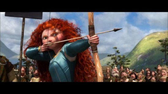 Video: Pixar's Stars Tell Us Why Now Is the Time For a Brave Heroine