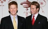 In 2006, Madame Tussauds unveiled new waxworks of Prince William and brother Harry in London.