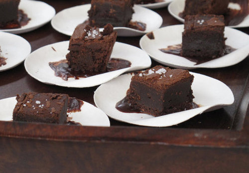 Fleur de Sel Brownies
