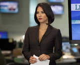 Olivia Munn on The Newsroom.