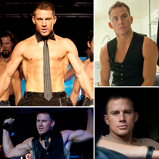 See All the Pictures of Channing Tatum Looking Hot in Magic Mike