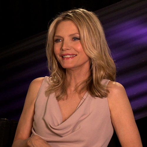 Michelle Pfeiffer People Like Us Interview (Video)