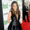 Mila Kunis and Mark Wahlberg Pictures at LA Ted Premiere