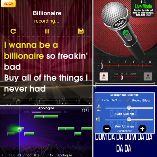 Rock Out With These Cool Karaoke Apps