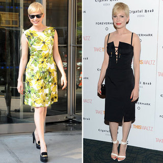 Michelle Williams Take This Waltz Premiere in NYC