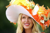 Headturning Hats — The Most Eye-Catching Headwear at Royal Ascot