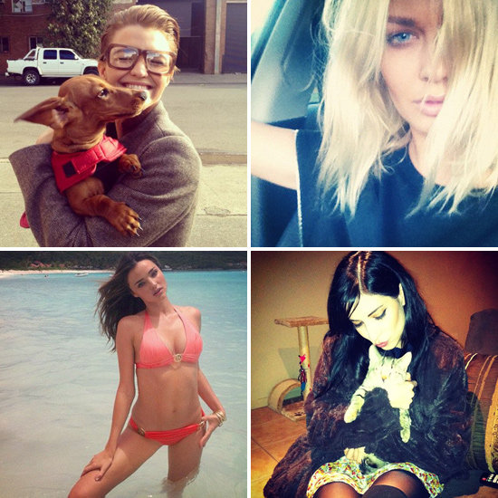 Candids: See What Ruby Rose, Lara Bingle, Victoria Beckham & More Have Been Up to This Week