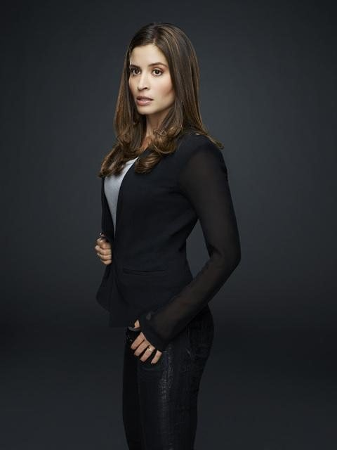 Mercedes Masohn from 666 Park Avenue. Photo copyright 2012 ABC, Inc.