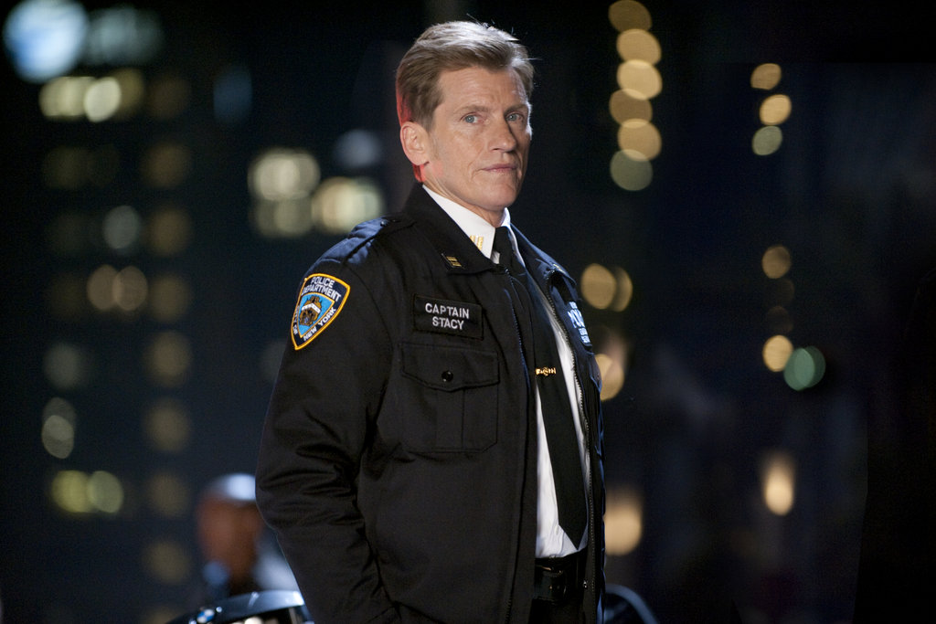 Denis Leary in The Amazing Spider-Man.  Photo courtesy of Sony
