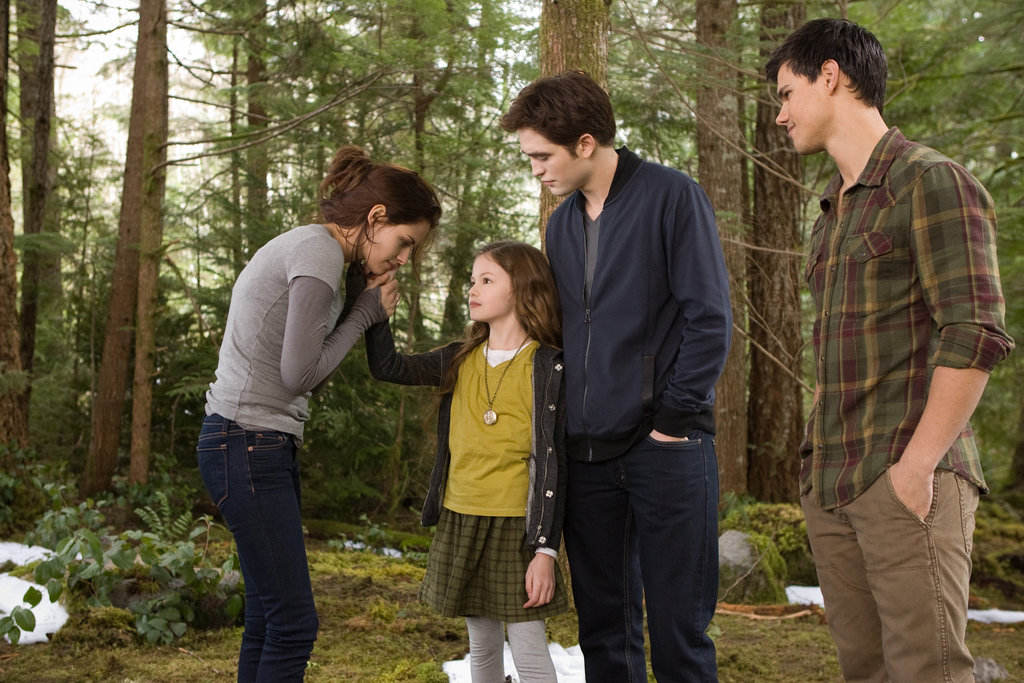 Most Adorable Debut: Renesmee in Breaking Dawn