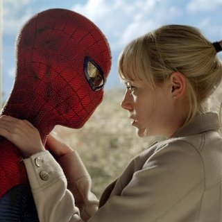 The Amazing Spider Man Pictures of Andrew Garfield