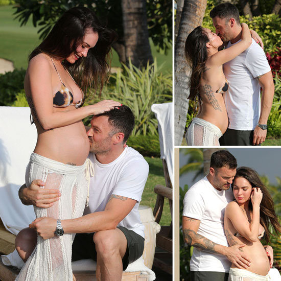 It Is Official: Megan Fox Is Pregnant! photo 1