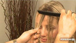 How to Cut and Style Your Bangs at Home