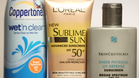 Never Suffer From Sunburns Again: Superhero Sunscreens