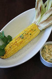 Grilled Corn With Chile Lime Butter