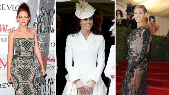 Video: How Kate Middleton Edged Ahead of Beyoncé and Kristen in the 2012 PopSugar 100!