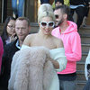 Lady Gaga Boat Ride in Sydney Pictures