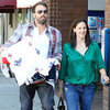 Jennifer Garner and Ben Affleck With Baby Samuel