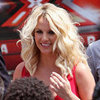 Britney Spears in Rhode Island For The X Factor