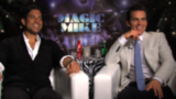 "Matt Bomer and Adam Rodriguez on Showing Their ""Cookies"" and Whether Their Parents Will See Magic Mike"