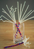Pipe Cleaner Sparklers
