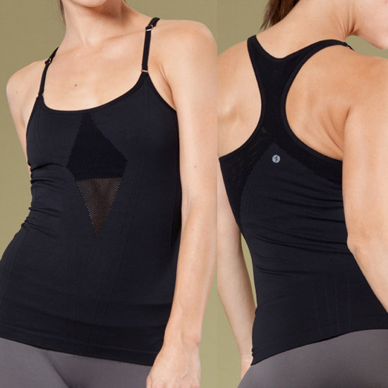 Breathe Adjustable Racer Tank