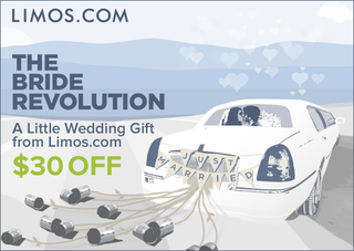 Tell Limos.com About Your Wedding Ride and Win!