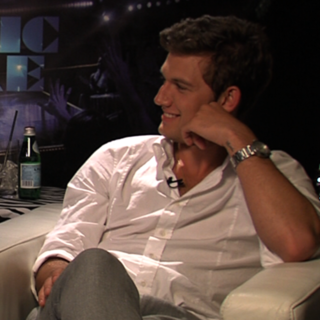 Alex Pettyfer and Cody Horn Magic Mike Video Interview