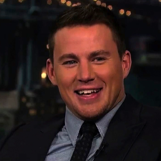 Video: See Channing Ta...