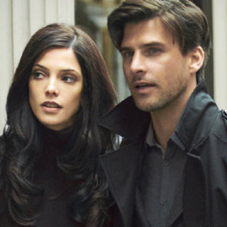 Ashley Greene and Olivia Palermo's Boyfriend Johannes Huebl in the DKNY AW 2012 Campaign