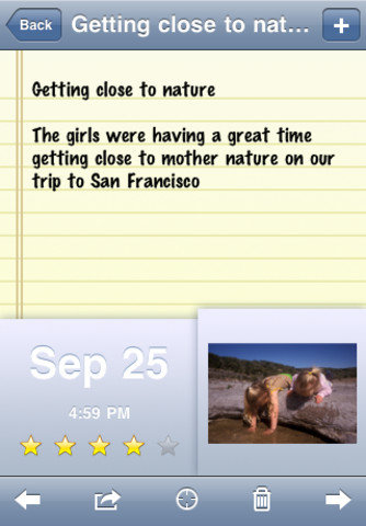 OurKids: Family Journal, Memory, & Baby Book iPhone App