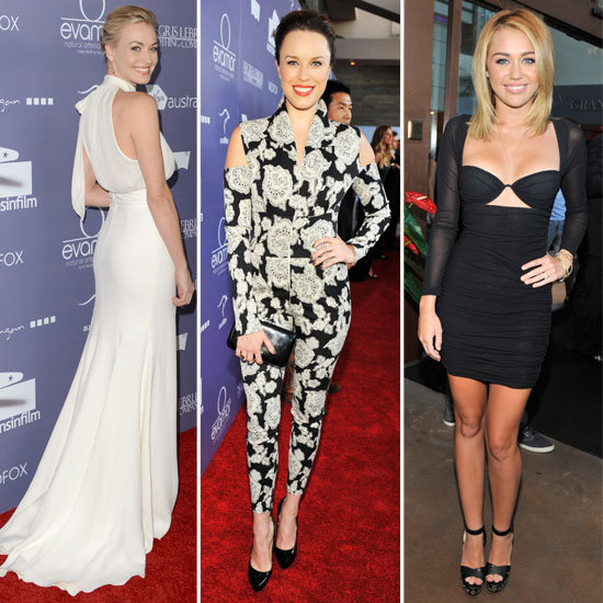 Home Grown Stars Show Their Style at the Australians in Film Awards