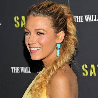 Copy Blake Lively's Fishtail Braid