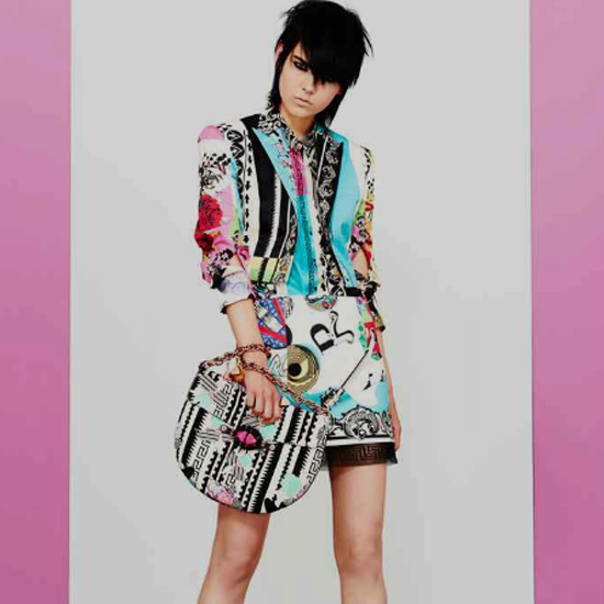 Versace Resort 2013 Collection