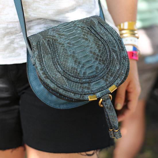 Street-Style Crossbody Bag Trend Summer 2012