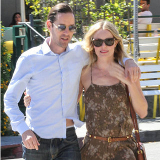 Kate Bosworth Michael Polish PDA Pictures