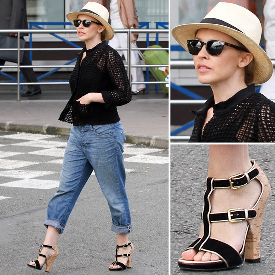 See why we're crushing on Kylie Minogue's Parisian-inspired style.
