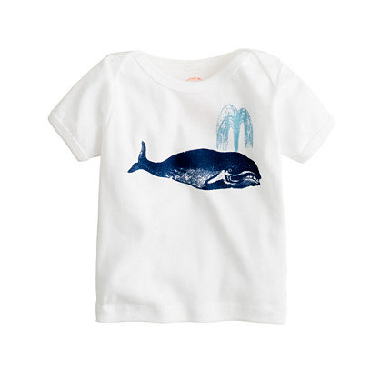 Crewcuts So Lucky Fish Baby Tee ($38)