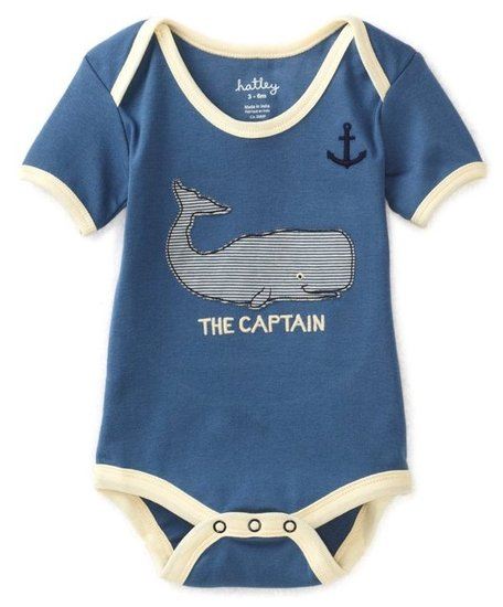 Hatley &quot;The Captain&quot; Bodysuit ($20)