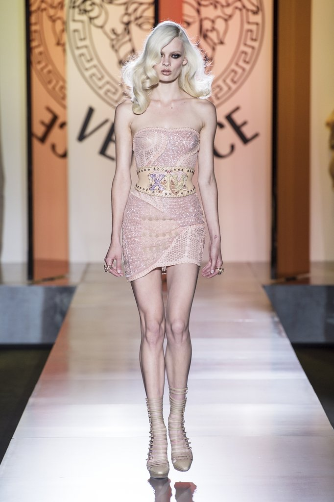 Versace Couture Fall 2012