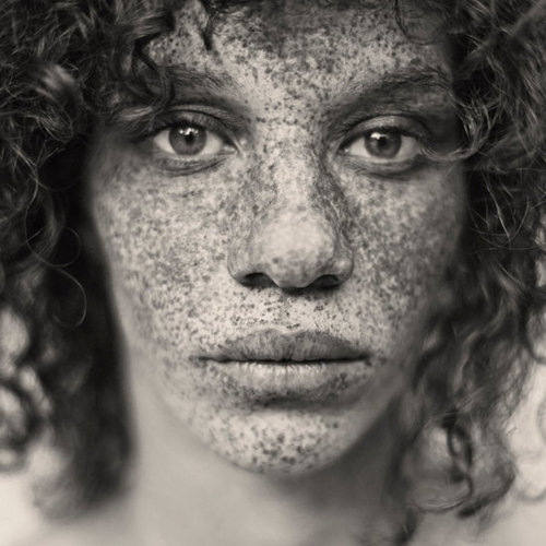 Freckles Photo Book by Reto Caduff
