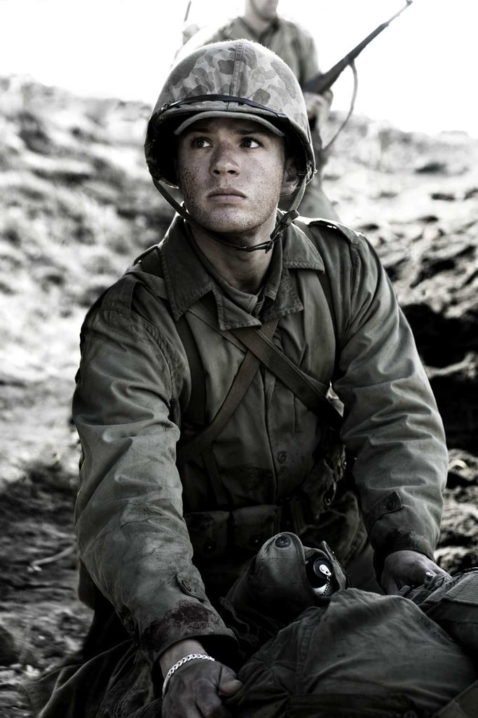 Ryan Phillippe in Flags of Our Fathers