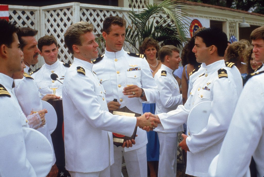 The Guys of Top Gun