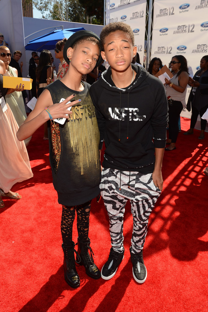 See All the Pics From the Emotional, Star-Studded BET Awards