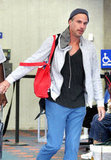 Jason Trawick stepped off the plane in Maui with Britney Spears and her boys.