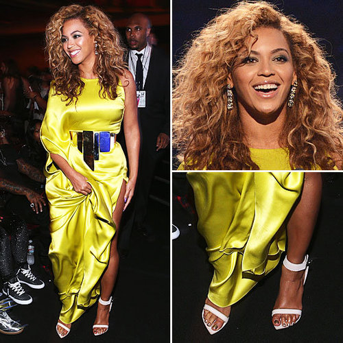 Beyoncé at BET Awards 2012