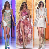 Versace Couture 2012 Pictures
